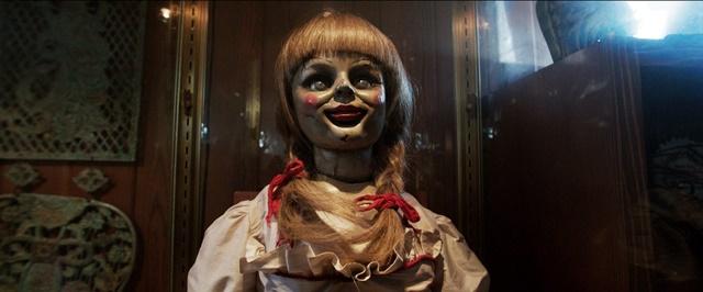 Annabelle ficou tão popular que ganhou seu próprio filme (Foto: Divulgação)