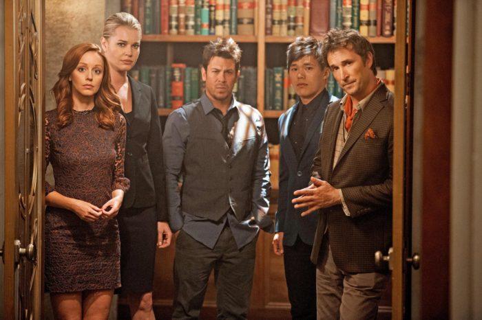 """""""The Librarians""""É Renovada Para Quarta Temporada"""