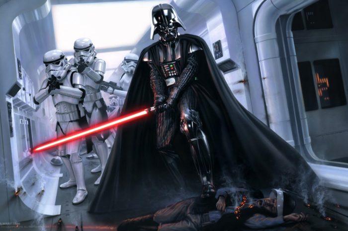 """Featurette de """"Rogue One"""" mostra diretor falando sobre como trabalhar com Vader"""