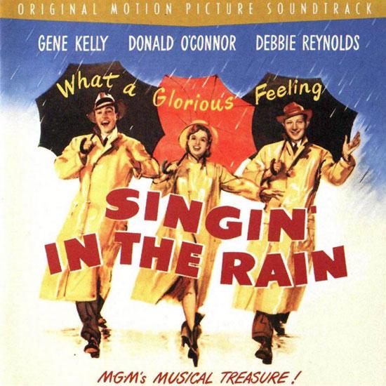 Cantando na Chuva (1952)
