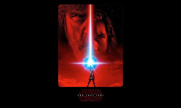Novo Cartaz de Star Wars Os Últimos Jedis