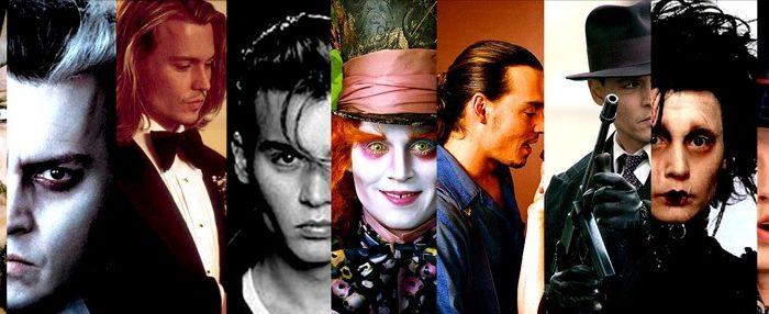 As Mil Faces De Johnny Depp