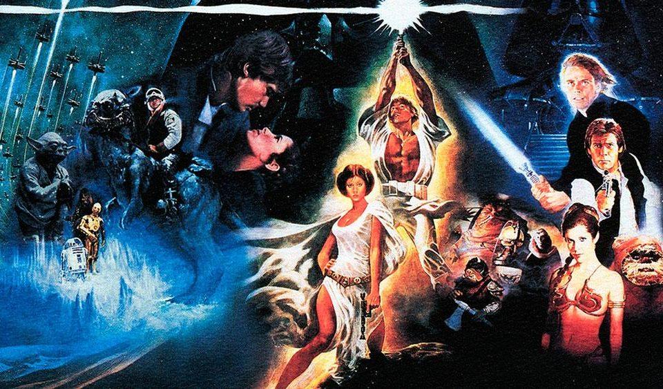 Celebre Os 40 Anos De Star Wars