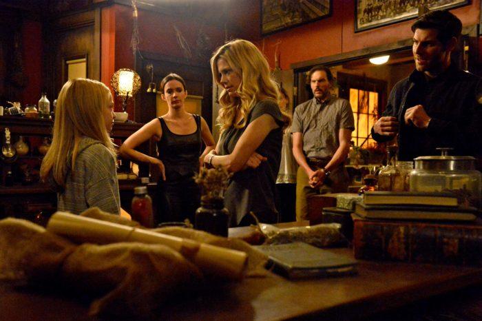 O Universal Channel exibe hoje, às 22h, o 4º episódio inédito da 6ª Temporada de Grimm