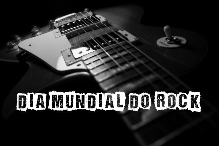 Hoje é Dia Mundial do Rock!