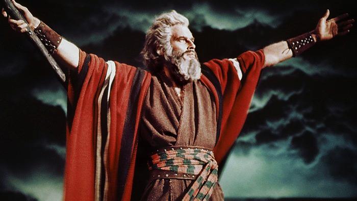 Os Dez Mandamentos (1956) - a obra-prima de Cecil B. DeMille