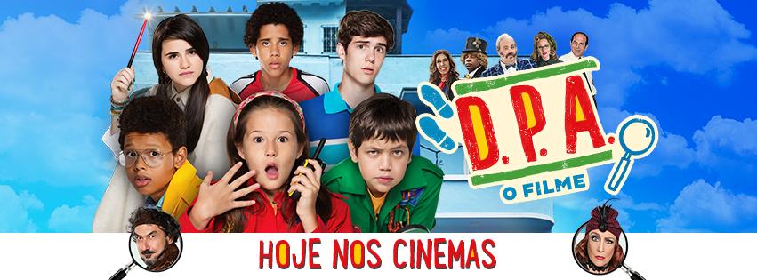 Pré Estréia Detetives do Prédio Azul (D.P.A.) – O Filme