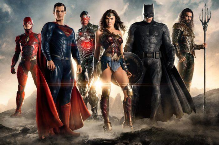 Novo Trailer da Liga da Justiça