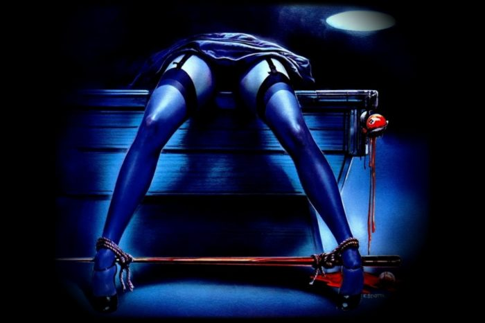 Veludo Azul (1986)