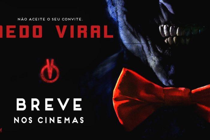 """""""Medo Viral"""" chega aos cinemas em dezembro"""