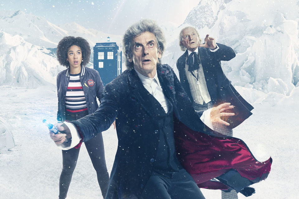 """Review - """"Doctor Who 11x00 - Twice Upon A Christmas"""""""