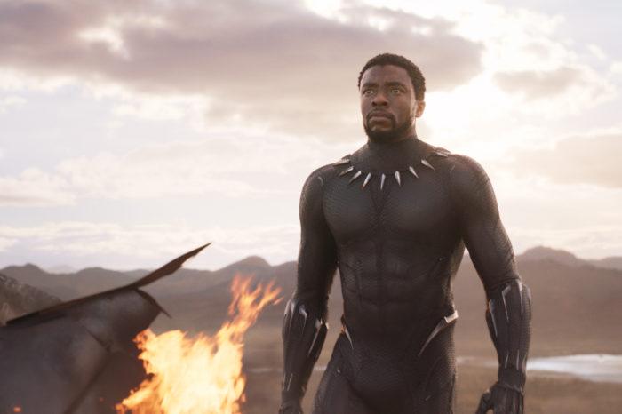 Novo pôster do filme Pantera Negra