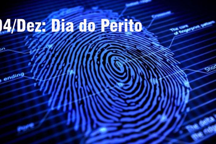 Dia 4 de Dezembro é Dia do Perito Criminal